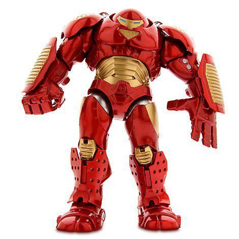 Boneco Iron Man Hulkbuster: Marvel Select - Diamond Select (EXCLUSIVO)