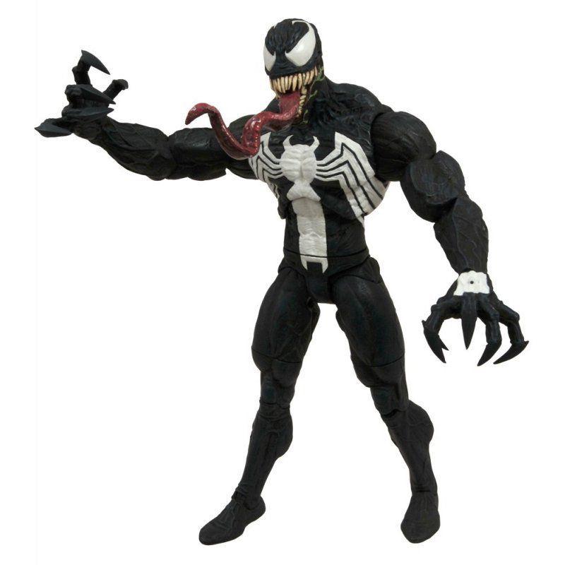Boneco Venom: Marvel Select - Diamond Select