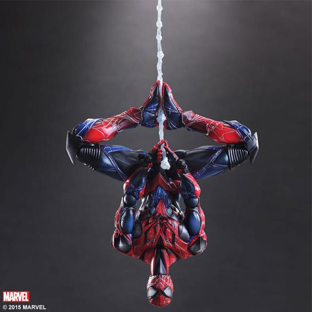 Marvel Universe Variant Spider Man - Play Arts Kai