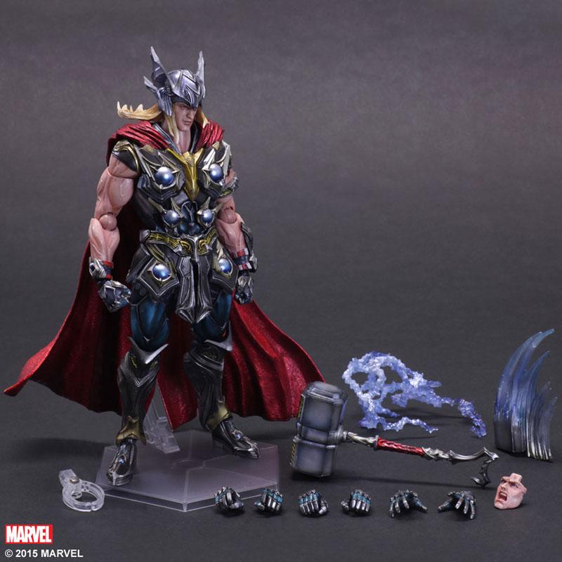 Marvel Universe Variant Thor - Play Arts Kai