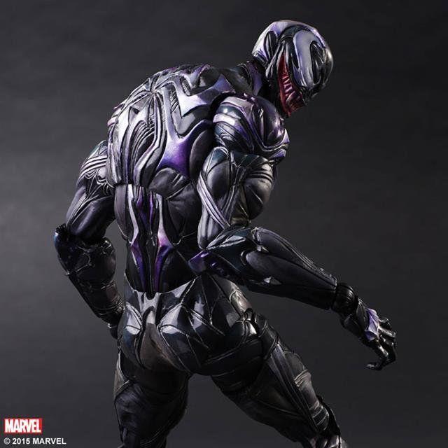Marvel Universe Variant Venom - Play Arts Kai