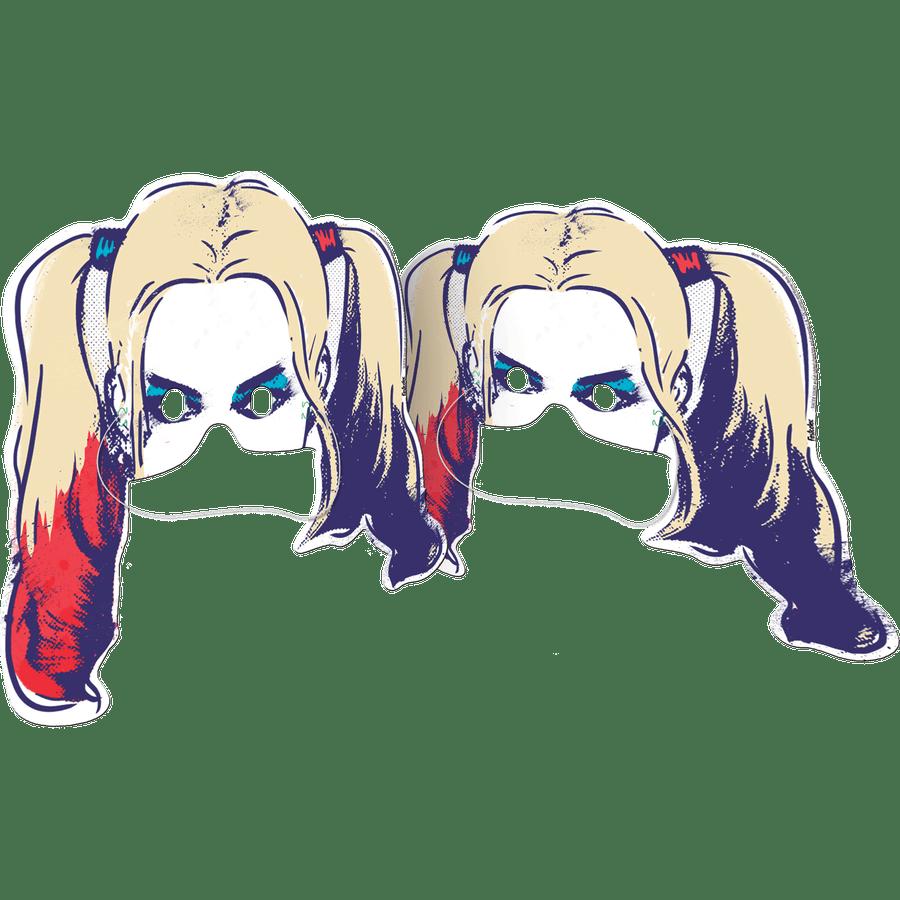 Máscara: Arlequina - Festcolor