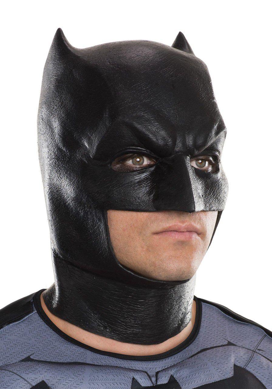 Máscara Batman: Batman vs Superman A Origem da Justiça - Rubies Costumes - CD