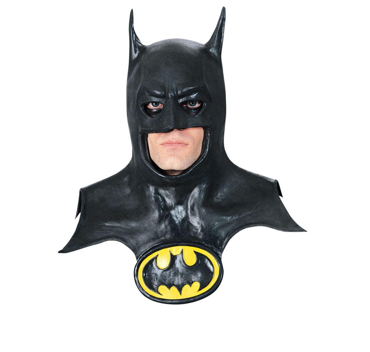 Máscara Batman com Logo: DC Classic - Rubies Costumes - CD