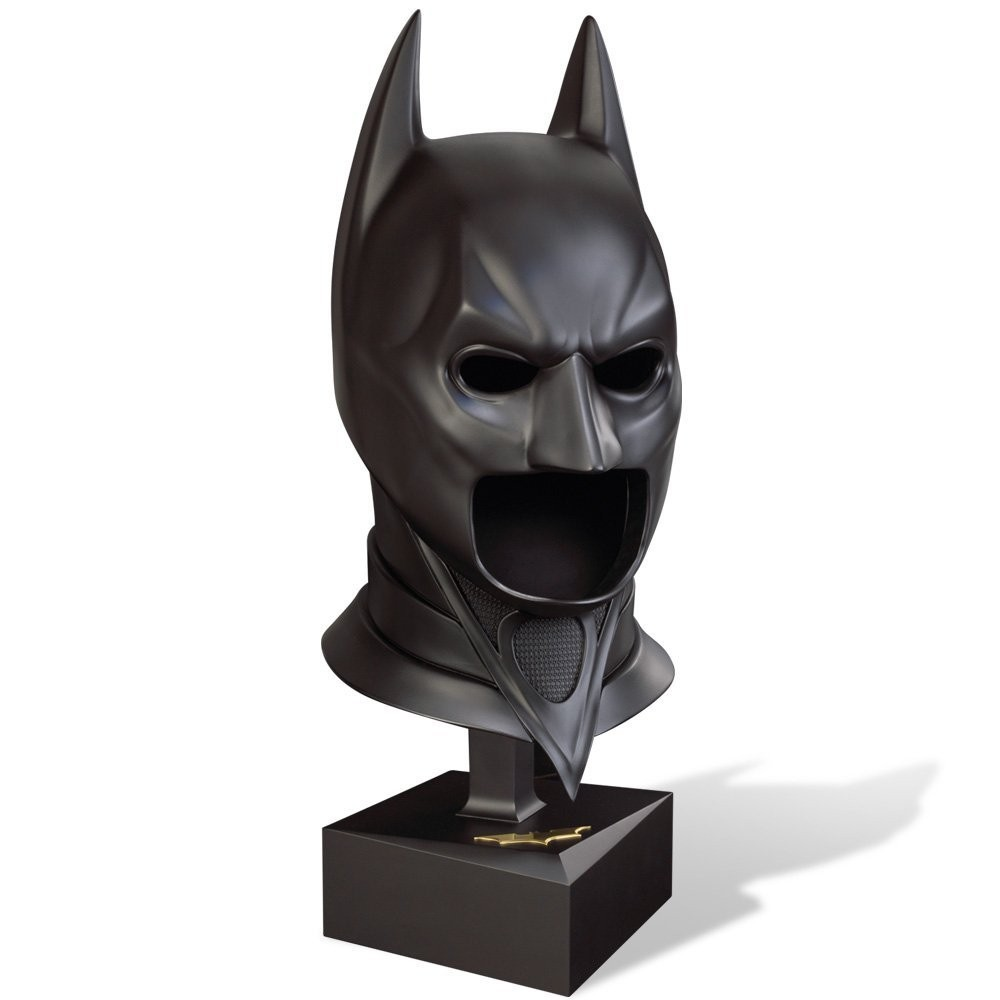Máscara Batman Dark Knight Prop Réplica - Noble Collection