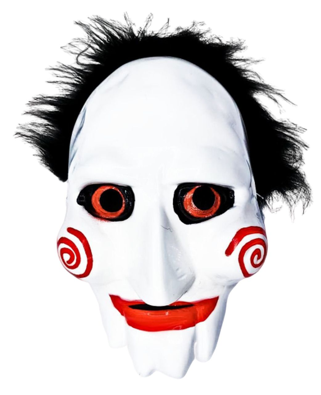 Máscara Billy: Jogos Mortais (JigSaw) - (Acessório Fantasia)