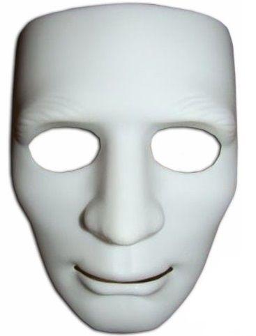 Máscara Bonitão - Acessório de Fantasia