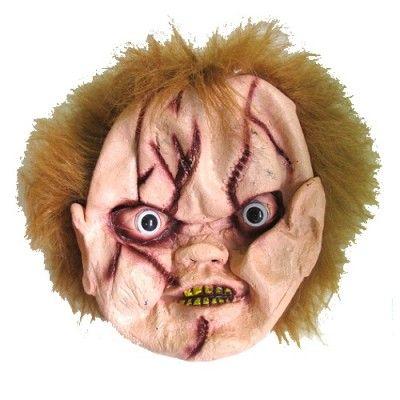 Máscara Chucky Látex  - Acessório de Fantasia