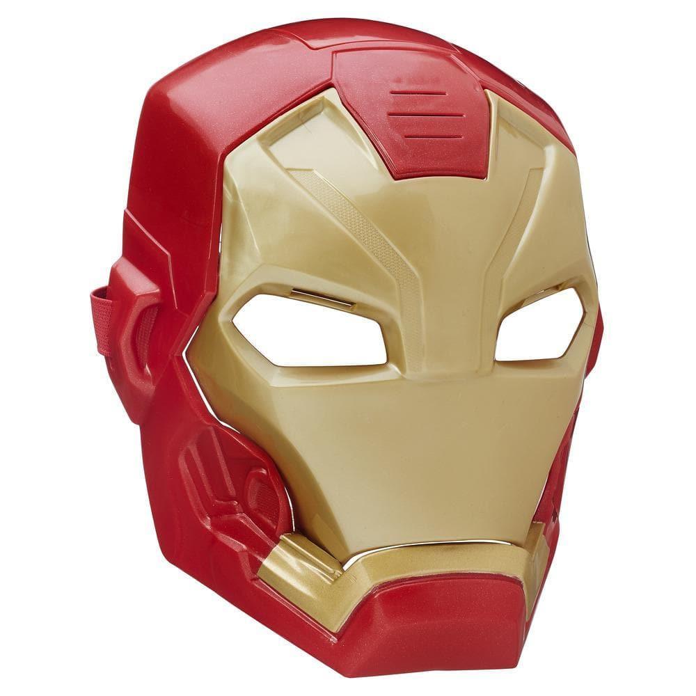 Máscara com Efeitos Especiais Homem de Ferro (Iron Man)