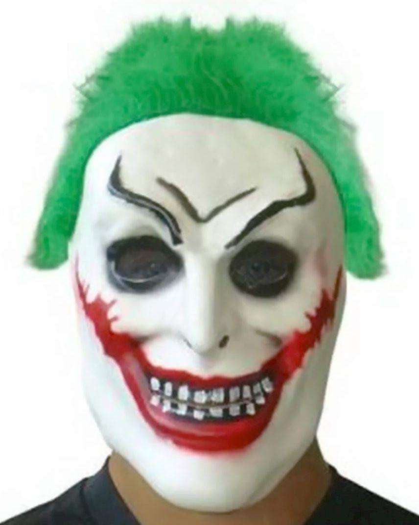 Máscara Coringa (Joker): DC (Acessório Fantasia)