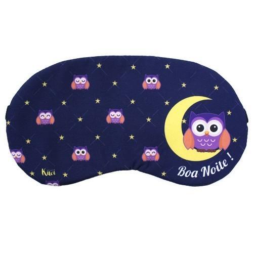 Mascara de Dormir: Boa Noite!