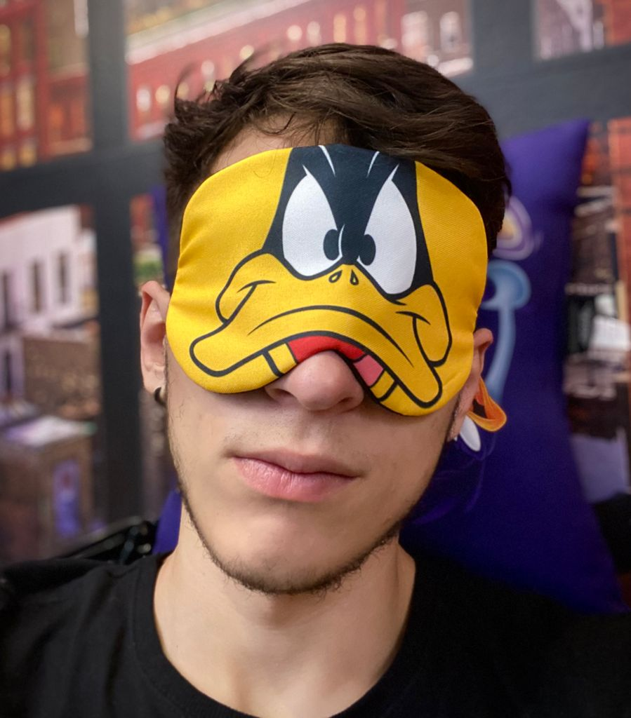 Máscara de Dormir Patolino: Looney Tunes - EV