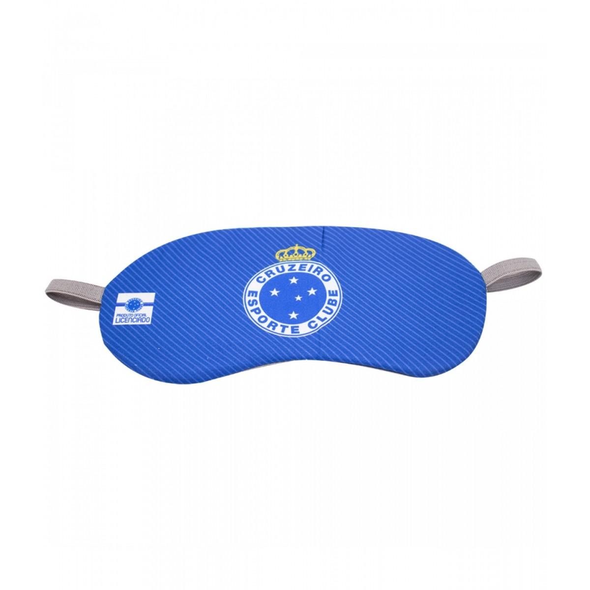 Máscara de Dormir: Futebol Cruzeiro