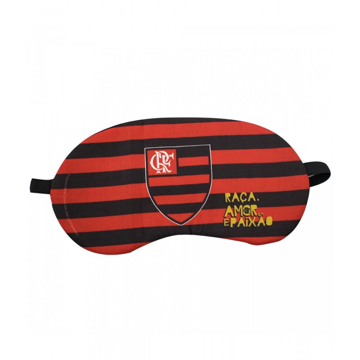 Máscara de Dormir: Futebol Flamengo