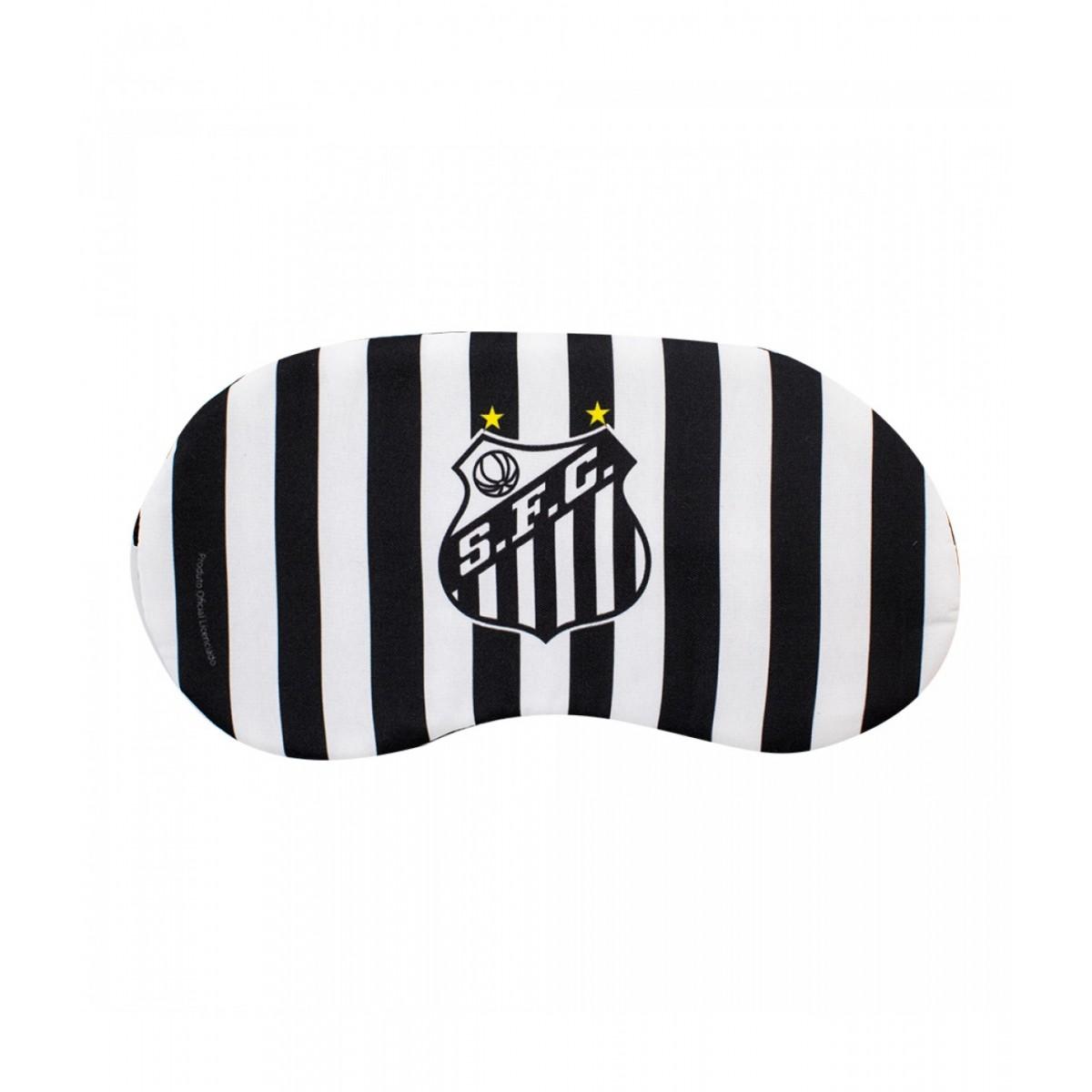 Mascara de Dormir: Futebol Santos