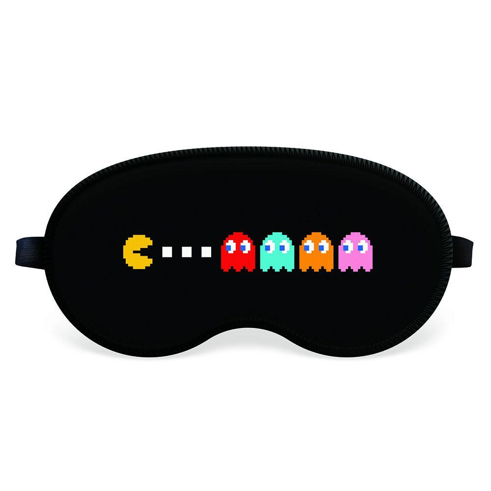 Máscara de Dormir Pac-Man
