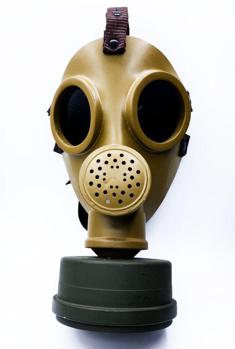 Máscara de Gás (Acessório de Fantasia)