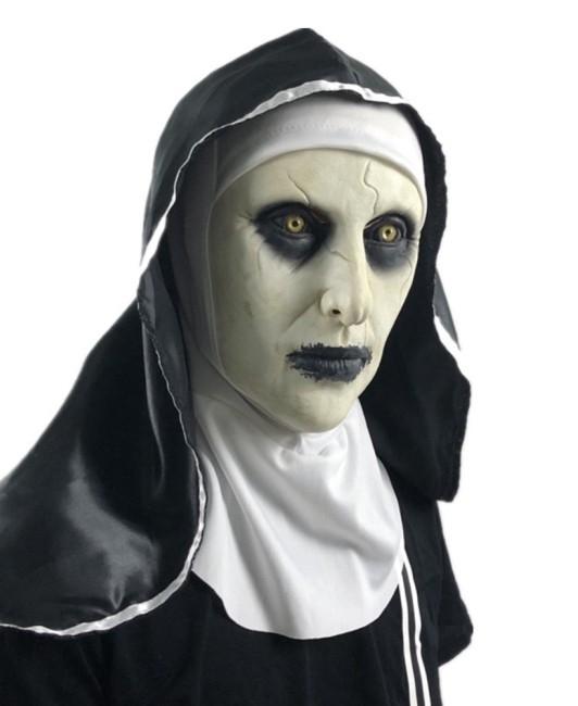 Máscara de Látex: A Freira