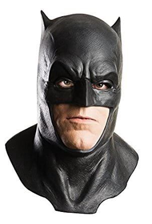 Máscara de Látex Batman: Batman vs Superman A origem da Justiça (Dawn of Justice) - Rubies Costume - CD