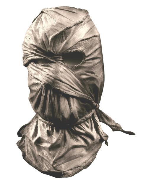 Máscara de Látex Jason Voorhees: Sexta-Feira 13 (Friday The 13th) Acessório de Fantasia - Rubies Costume - CD