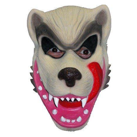 Máscara Lobo Mau (Látex)