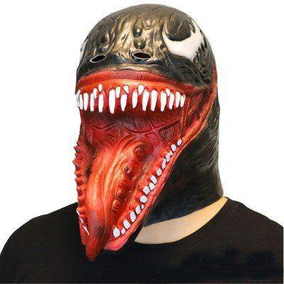 Máscara de Látex Venom: Marvel Comics