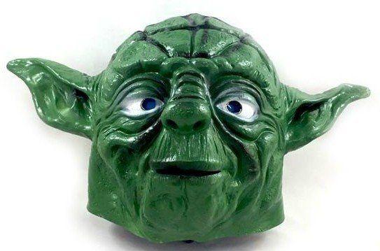 Máscara de Látex Yoda: Star Wars