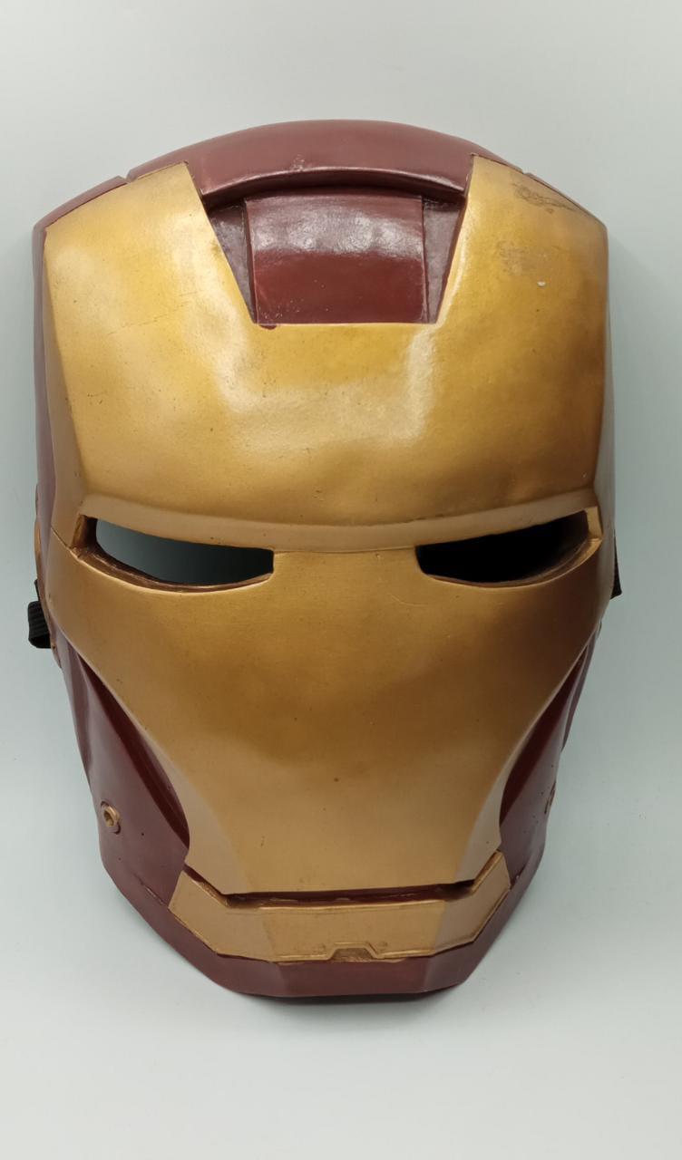 Máscara de Resina: Homem de Ferro - Marvel