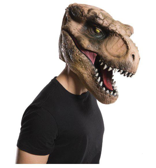 Máscara de Vinil T-Rex (Acessório de Fantasia) - Rubies Costume - CD