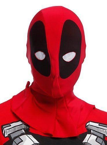 Máscara Deadpool - Rubies