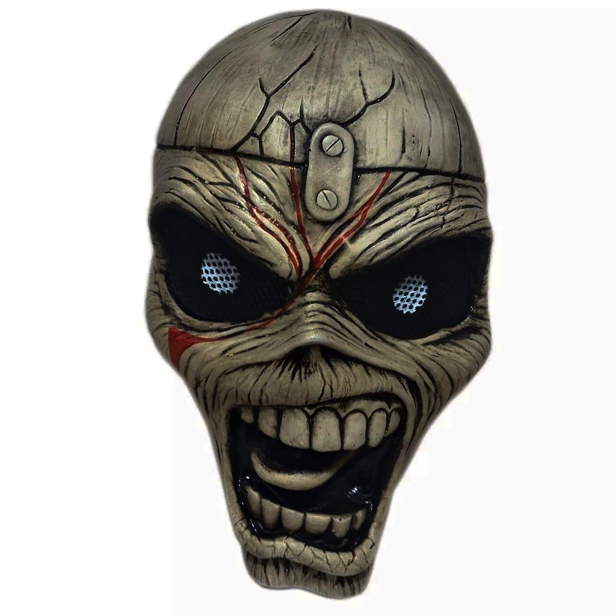 Máscara Eddie: Iron Maiden