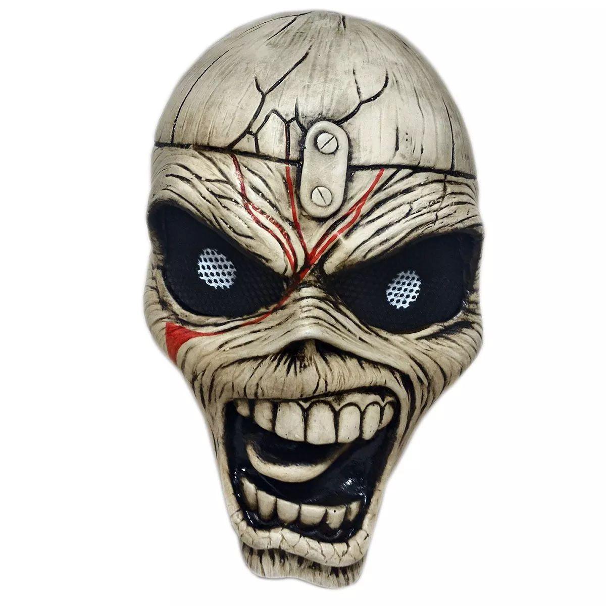 Máscara Eddie: Iron Maiden (Clara)