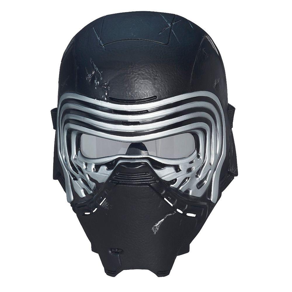Máscara Eletrônica Kylo Ren: Star Wars O Despertar da Força (The Force Awakens) - Hasbro