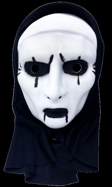 Máscara Freira: A Freira (The Nun) (Acessório Fantasia)