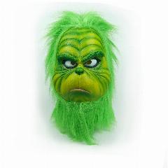 Máscara Grinch: O Grinch Halloween Natal Christmas