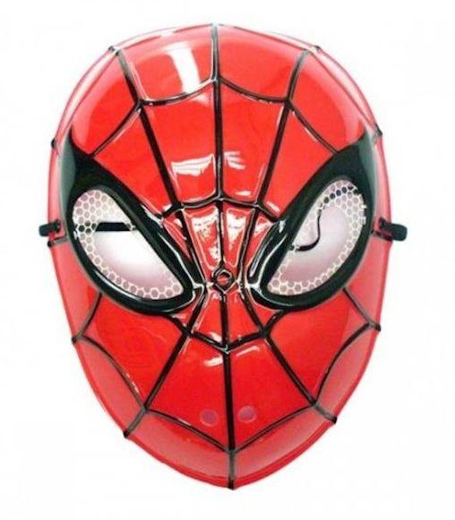 Máscara Homem-Aranha (Acessório de Fantasia)