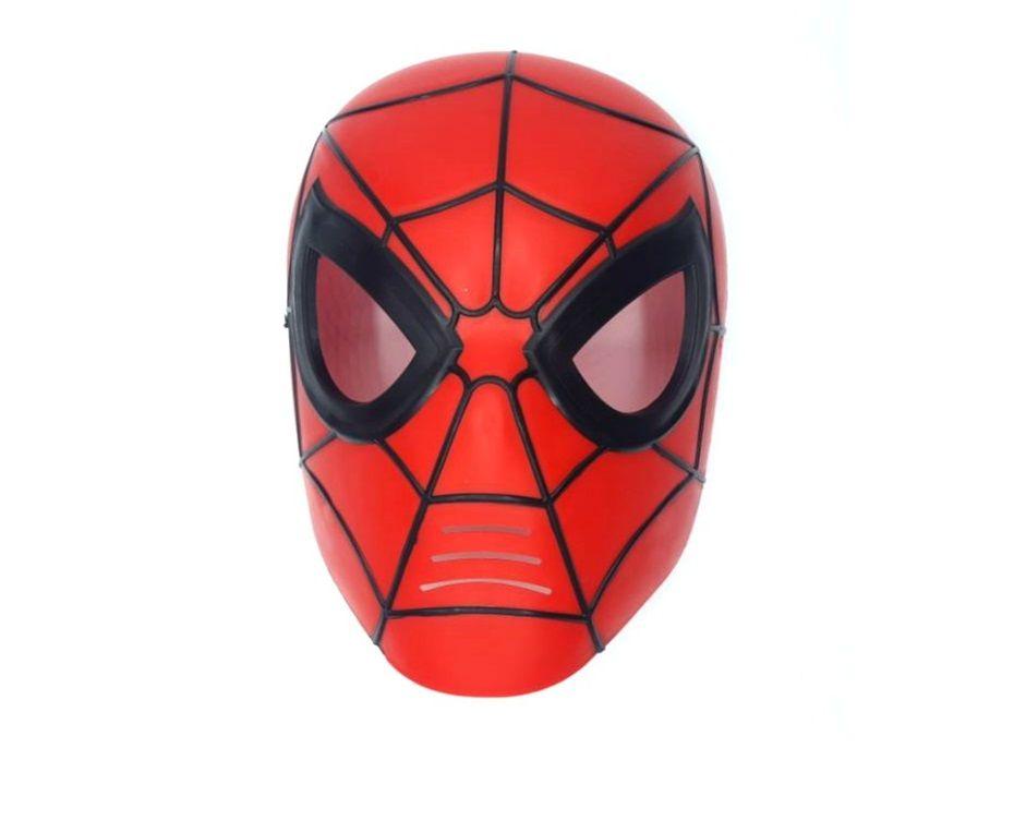 Máscara Homem-Aranha (Spider-Man) - Acessório de Fantasia