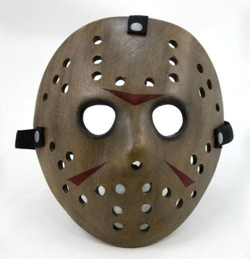 Máscara Jason envelhecida Sexta Feira 13
