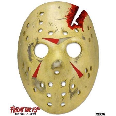Máscara Jason Sexta Feira 13: O Capítulo Final Réplica - Neca
