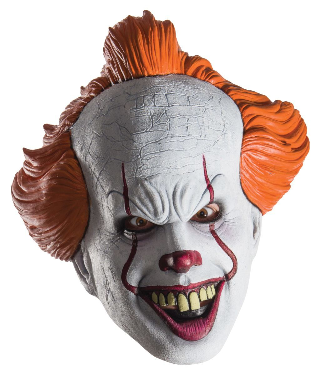 Máscara Pennywise: It - Rubies Costumes - CD