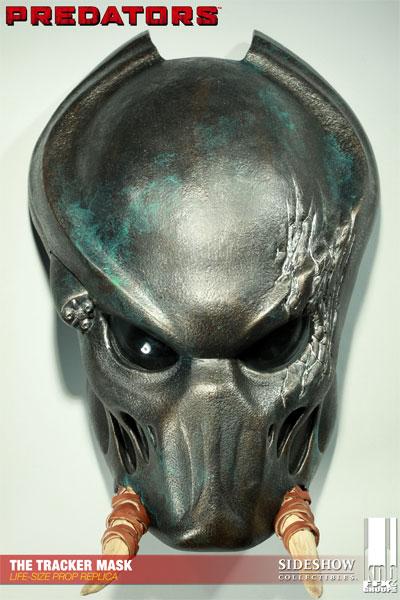 Máscara Predador / Predator Réplica Escala 1/1 - Sideshow