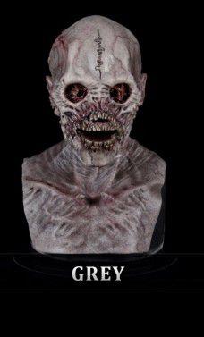 Máscara Silicone: Avarkus (Versão Cinzento) - Immortals Products (Apenas Venda Online)
