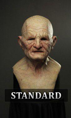 Máscara Silicone: Grandpa (Vovô) - Immortals Products (Apenas Venda Online)