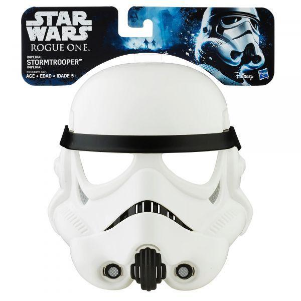 Máscara Stormtrooper (Básica): Star Wars - Hasbro