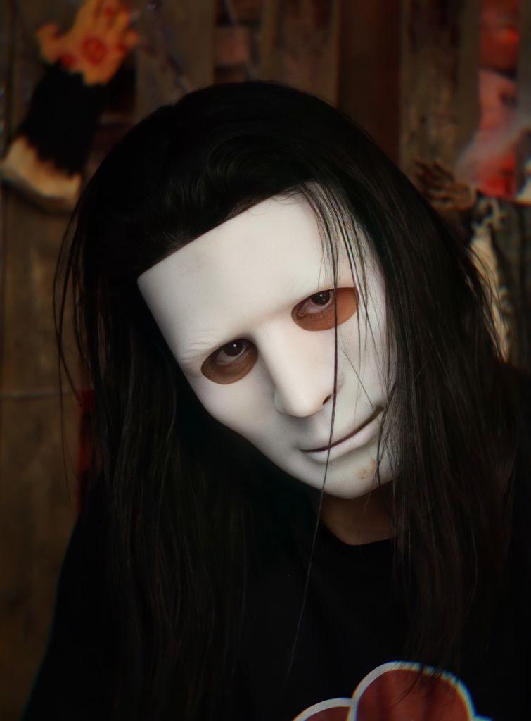 Máscara Uma Noite de Crime: Terror Halloween Dia das Bruxas