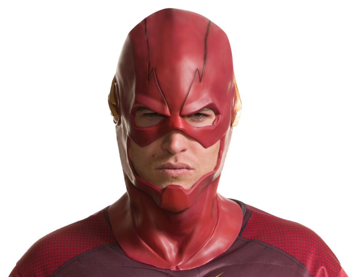 Máscara Vinil Flash: The Flash TV Series - Rubies Costumes - CD