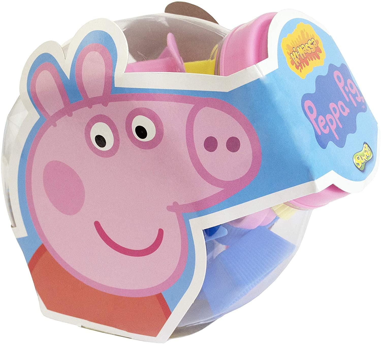 Massa de Modelar Festa do Cupcake Peppa Pig - Sunny