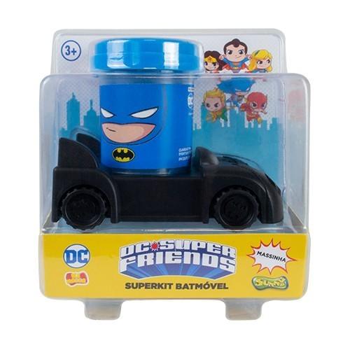 Massinha Batmóvel: Batman (DC Super Friends) - Sunny