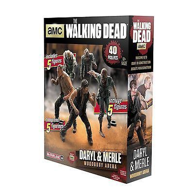 McFarlane Building Sets The Walking Dead Figure Pack Merle & Daryl