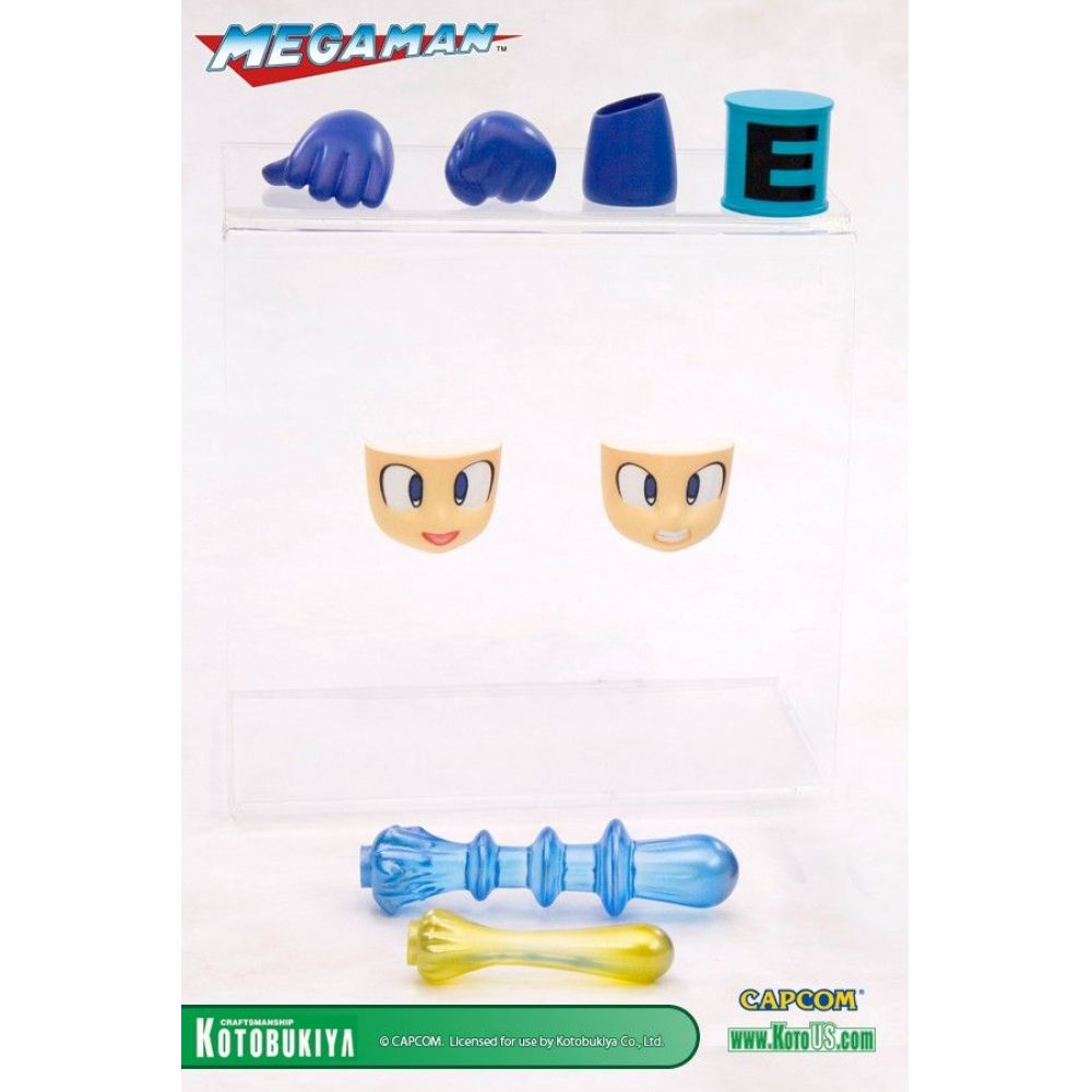 Mega Man Plastic Model Kit - Kotobukiya (Produto Exposto)